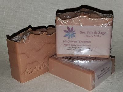 Seasalt & Sage (Goat's Milk)