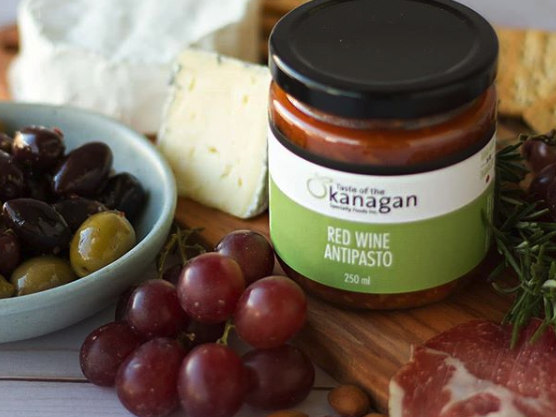 Red Wine Antipasto